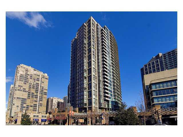 "Main Photo: 1001 1008 CAMBIE Street in Vancouver: Yaletown Condo for sale in ""WATER WORKS"" (Vancouver West)  : MLS®# V1088836"