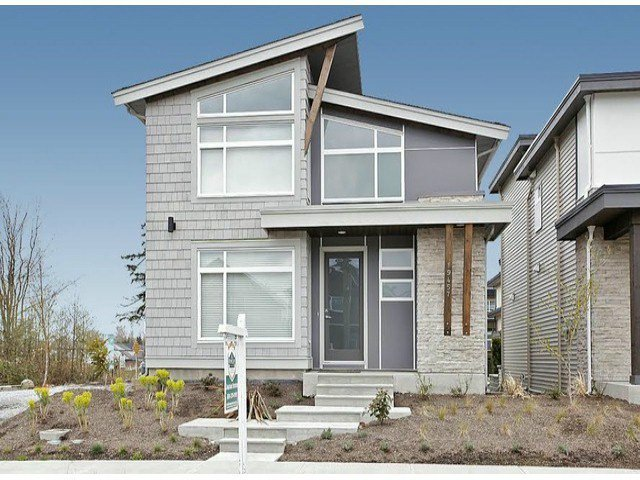 "Main Photo: 19467 72 Avenue in Surrey: Clayton House for sale in ""Dwell at 72"" (Cloverdale)  : MLS®# F1428094"