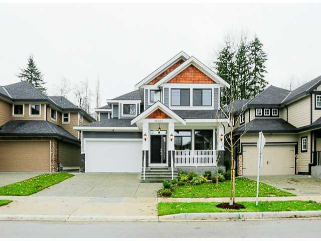 Main Photo: 15962 106TH Avenue in Surrey: Fraser Heights House for sale (North Surrey)  : MLS®# F1431078