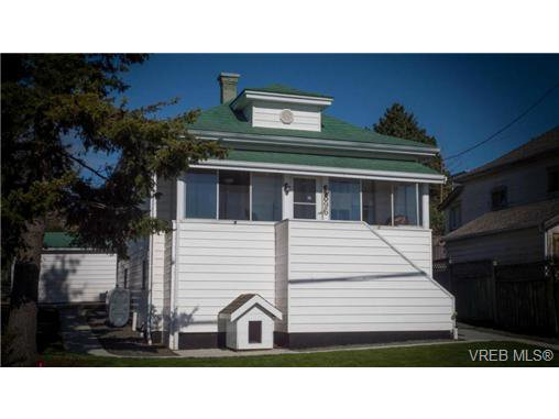 Main Photo: 896 Colville Rd in VICTORIA: Es Old Esquimalt House for sale (Esquimalt)  : MLS®# 695136