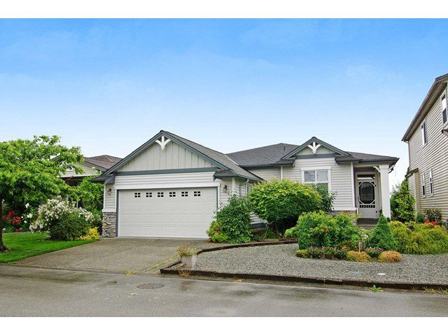 "Main Photo: 109 19639 MEADOW GARDENS Way in Pitt Meadows: North Meadows House for sale in ""DORADO"" : MLS®# V1126063"