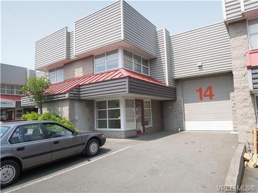 Main Photo: 14 6782 Veyaness Rd in SAANICHTON: CS Saanichton Industrial for sale (Central Saanich)  : MLS®# 706927