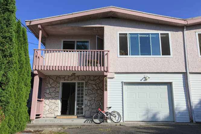 Main Photo: 7964 GOODLAD Street in Burnaby: Burnaby Lake 1/2 Duplex for sale (Burnaby South)  : MLS®# V1133790