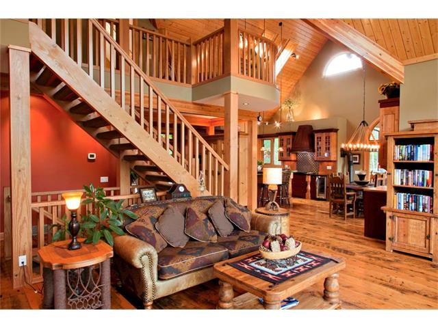 Photo 12: Photos: 231036 FORESTRY: Bragg Creek House for sale : MLS®# C4022583