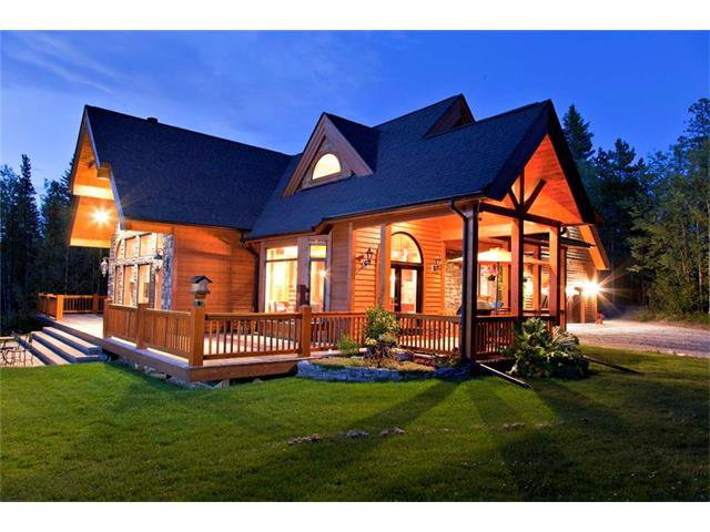 Photo 2: Photos: 231036 FORESTRY: Bragg Creek House for sale : MLS®# C4022583
