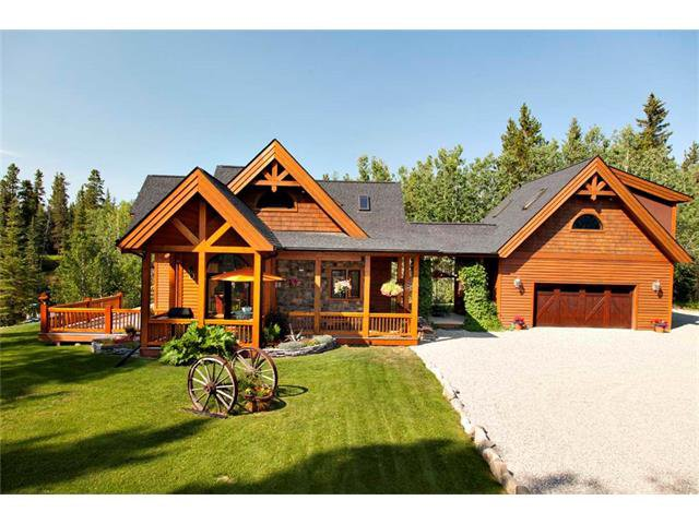 Photo 45: Photos: 231036 FORESTRY: Bragg Creek House for sale : MLS®# C4022583