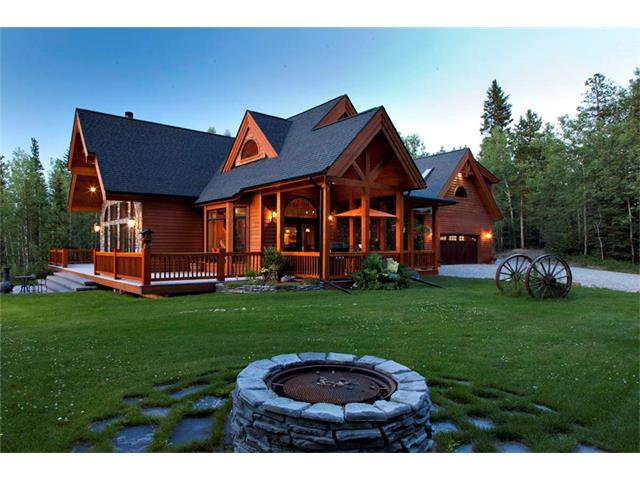 Photo 3: Photos: 231036 FORESTRY: Bragg Creek House for sale : MLS®# C4022583
