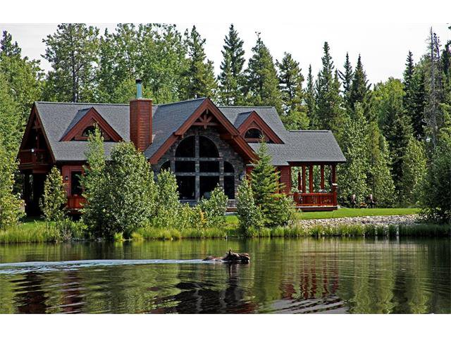 Photo 1: Photos: 231036 FORESTRY: Bragg Creek House for sale : MLS®# C4022583