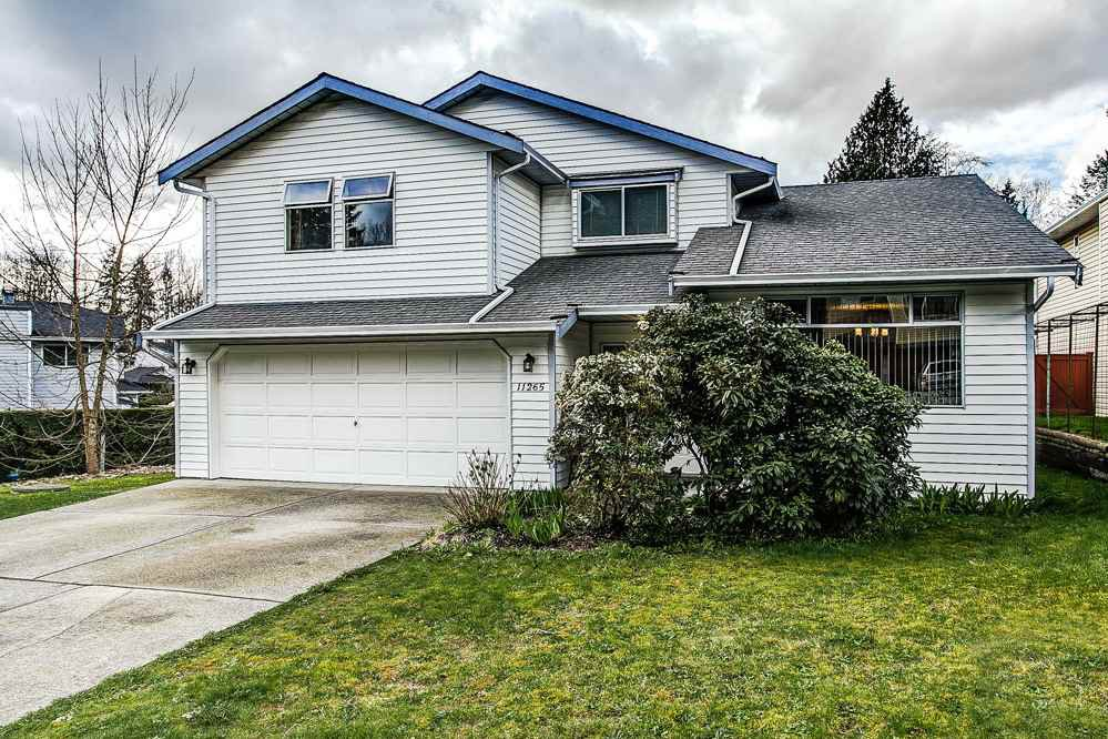 Main Photo: 11265 HARRISON Street in Maple Ridge: East Central House for sale : MLS®# R2046862