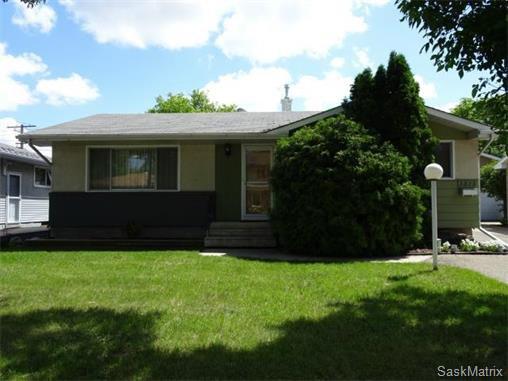 Main Photo: 3615 KING Street in Regina: Single Family Dwelling for sale (Regina Area 05)  : MLS®# 576327