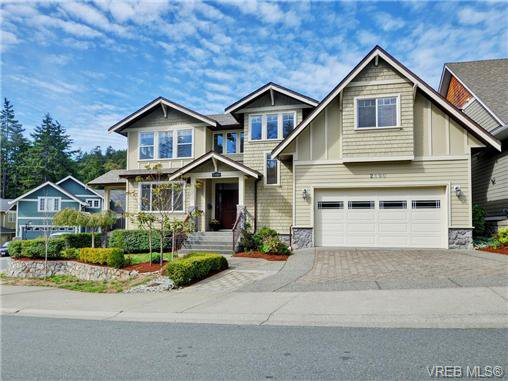 Main Photo: 2190 Stone Gate in VICTORIA: La Bear Mountain House for sale (Langford)  : MLS®# 742142