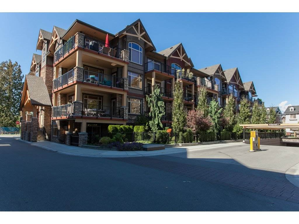 "Main Photo: 304 8328 207A Street in Langley: Willoughby Heights Condo for sale in ""YORKSON CREEK"" : MLS®# R2111115"
