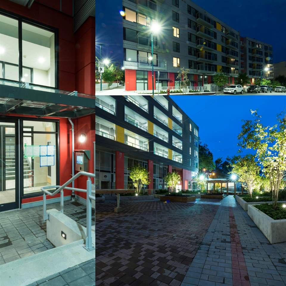 Main Photo: 413 384 E 1ST Avenue in Vancouver: Mount Pleasant VE Condo for sale (Vancouver East)  : MLS®# R2116170