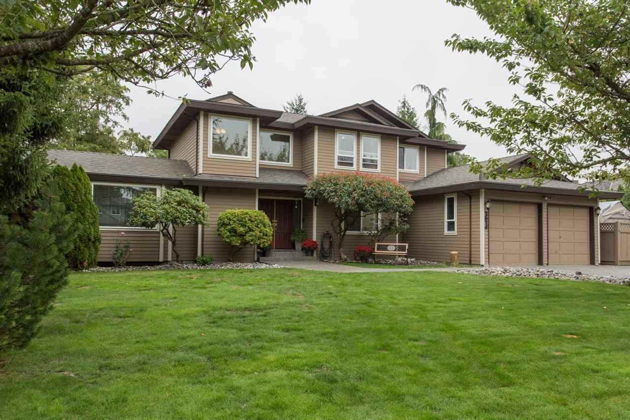 "Main Photo: 7574 150A Street in Surrey: East Newton House for sale in ""Chimney Hill"" : MLS®# R2122638"