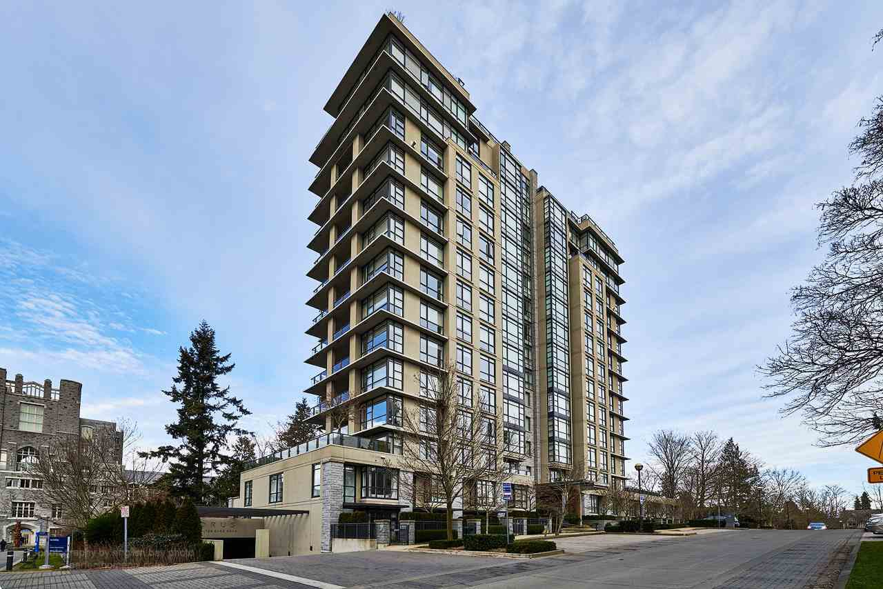 Main Photo: 1001 5989 WALTER GAGE Road in Vancouver: University VW Condo for sale (Vancouver West)  : MLS®# R2135834