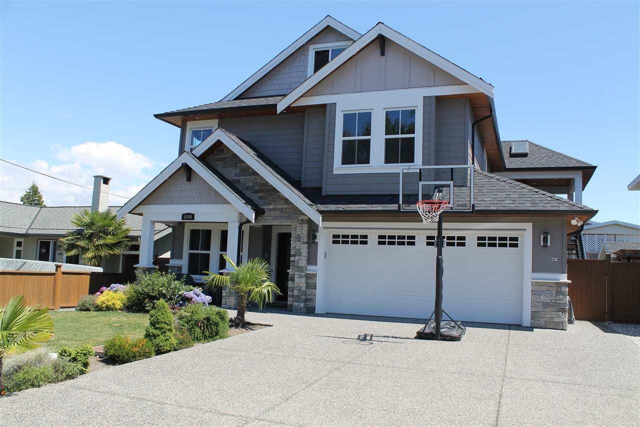 Main Photo: 4890 55B Street in Delta: Hawthorne House for sale (Ladner)  : MLS®# R2141494