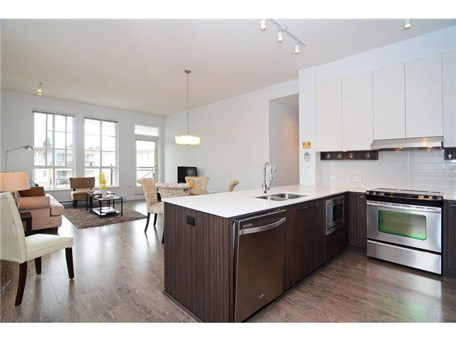 "Photo 5: Photos: 207 618 COMO LAKE Avenue in Coquitlam: Coquitlam West Condo for sale in ""EMERSON"" : MLS®# R2171051"