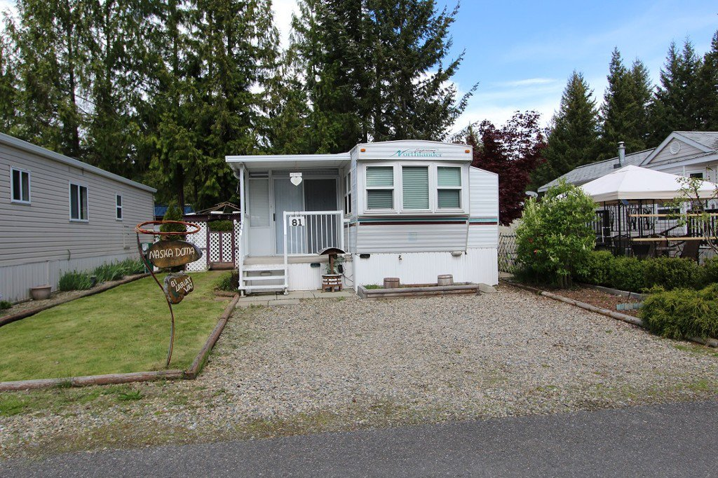 Main Photo: 81 3980 Squilax Anglemont Road in Scotch Creek: Recreational for sale : MLS®# 10135440