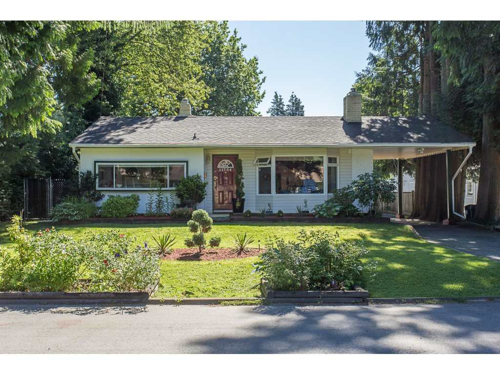 Main Photo: 11754 CARR Street in Maple Ridge: West Central House for sale : MLS®# R2180593