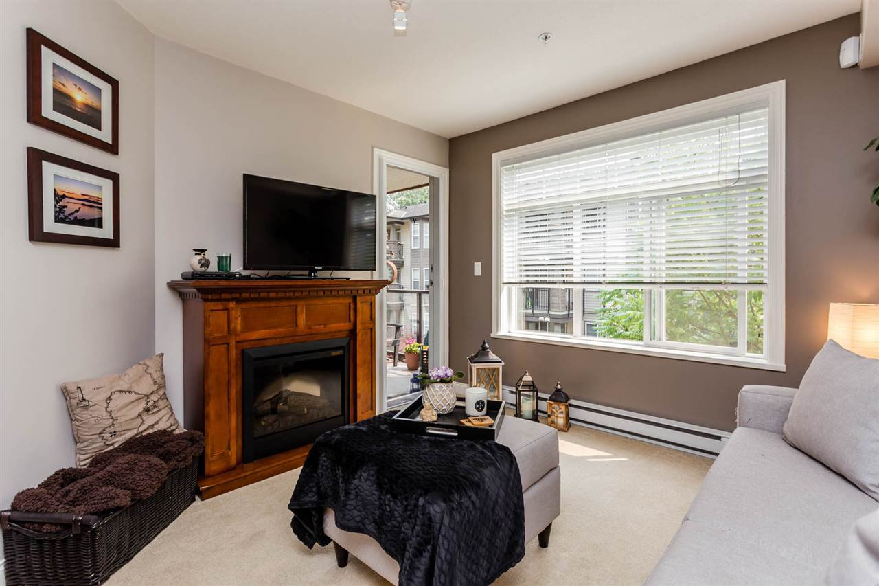 """Photo 10: Photos: 315 5516 198 Street in Langley: Langley City Condo for sale in """"Madison Villas"""" : MLS®# R2195202"""