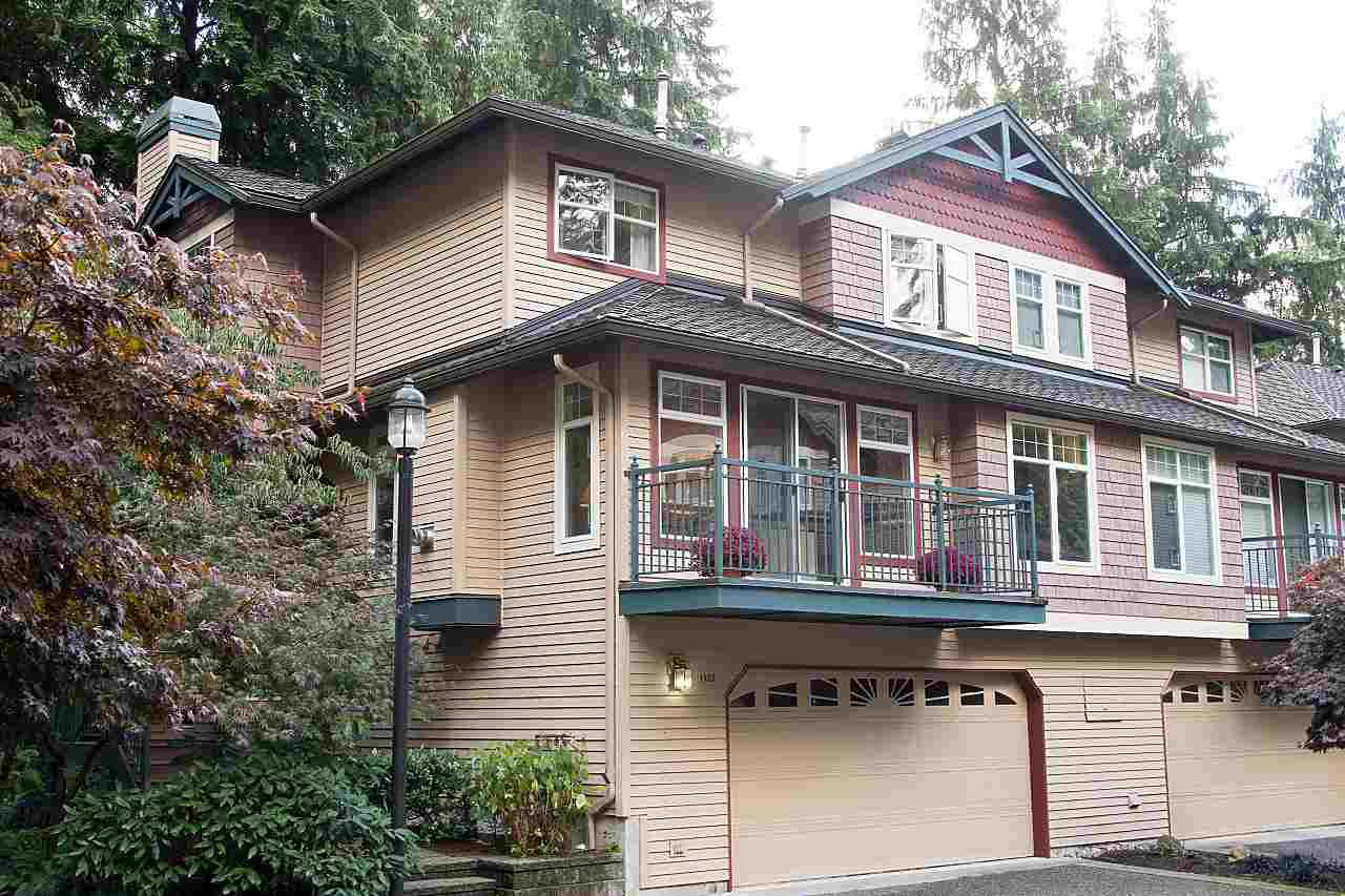 Main Photo: 1188 STRATHAVEN Drive in North Vancouver: Northlands Townhouse for sale : MLS®# R2215191