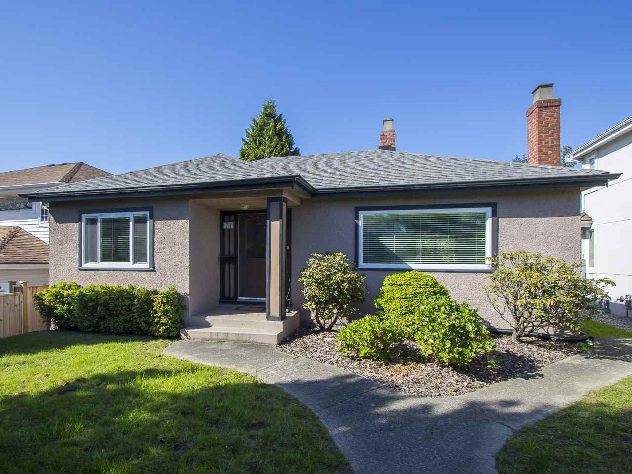 Photo 3: Photos: 731 W KING EDWARD AVENUE in Vancouver: Cambie House for sale (Vancouver West)  : MLS®# R2204992
