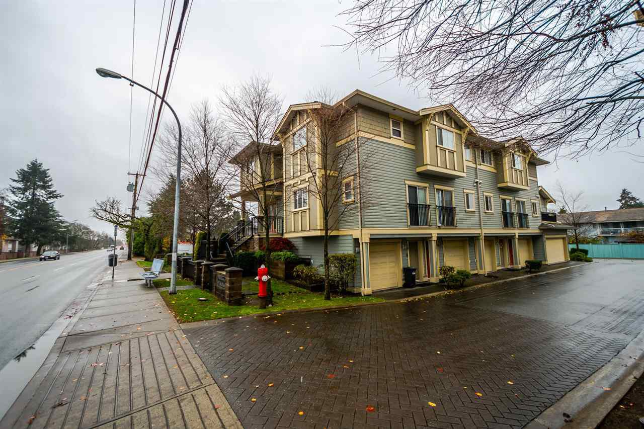 Photo 1: Photos: 10 8171 NO. 2 Road in Richmond: Lackner Townhouse for sale : MLS®# R2224054