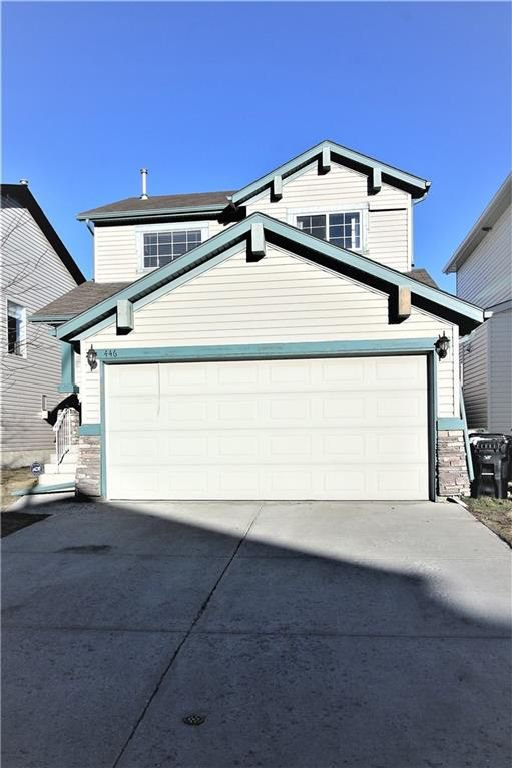 Main Photo: 446 TUSCANY RIDGE Heights NW in Calgary: Tuscany House for sale : MLS®# C4149116