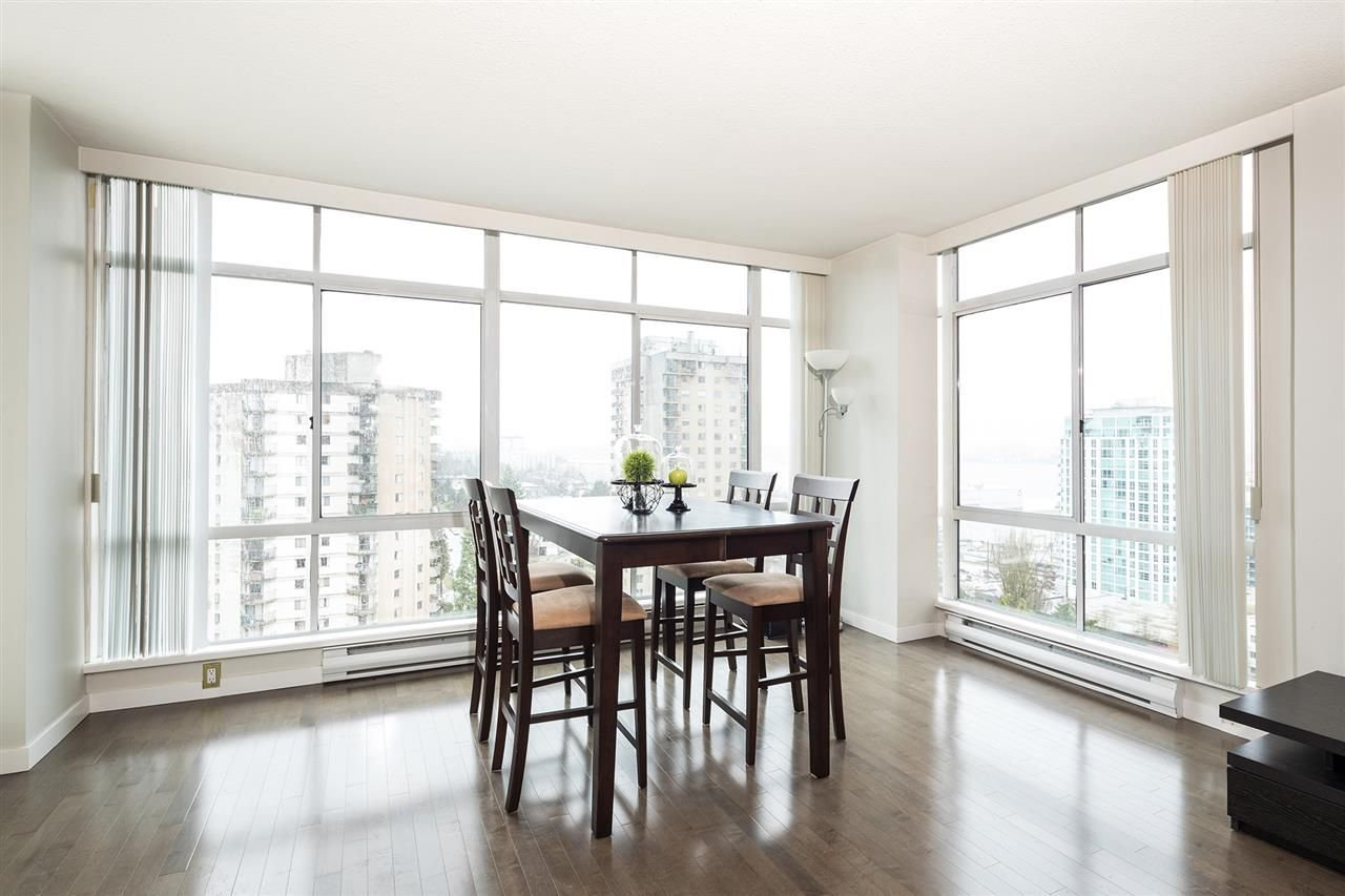 Main Photo: 1502 130 E 2ND Street in North Vancouver: Lower Lonsdale Condo for sale : MLS®# R2233908