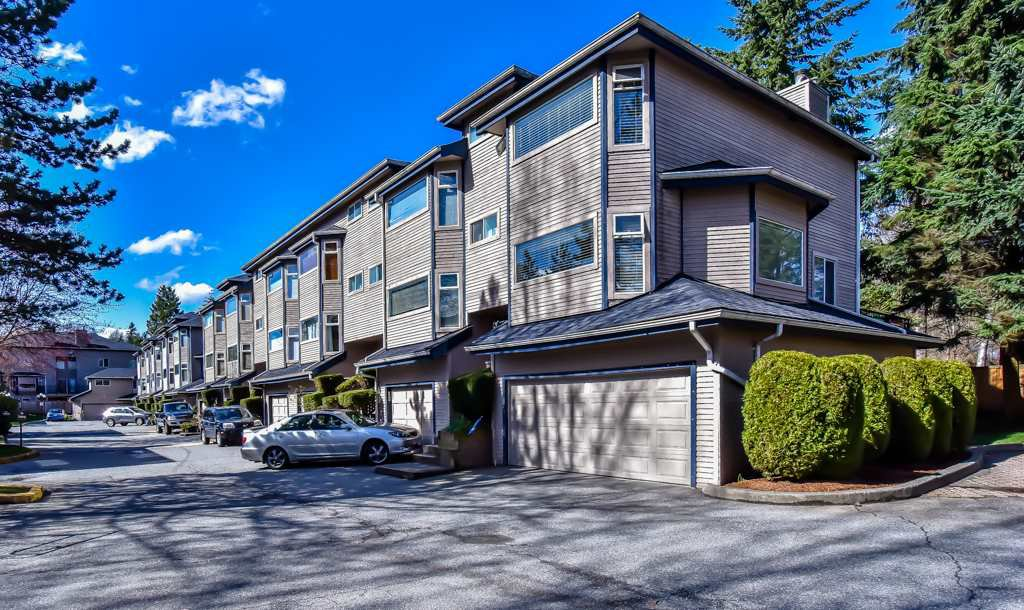 Main Photo: 58 1195 FALCON DRIVE in Coquitlam: Eagle Ridge CQ Townhouse for sale : MLS®# R2256270