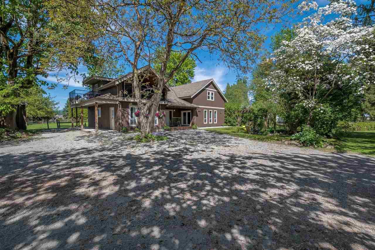 "Main Photo: 51607 OLD YALE Road in Rosedale: Rosedale Center House for sale in ""ROSEDALE POPKUM"" : MLS®# R2266450"