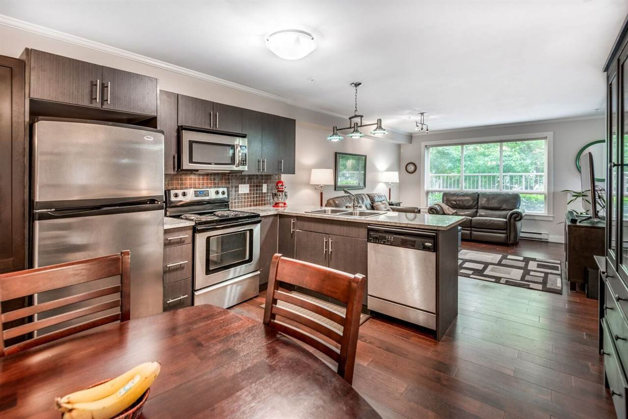Main Photo: 102 2228 WELCHER Avenue in Port Coquitlam: Central Pt Coquitlam Condo for sale : MLS®# R2283588