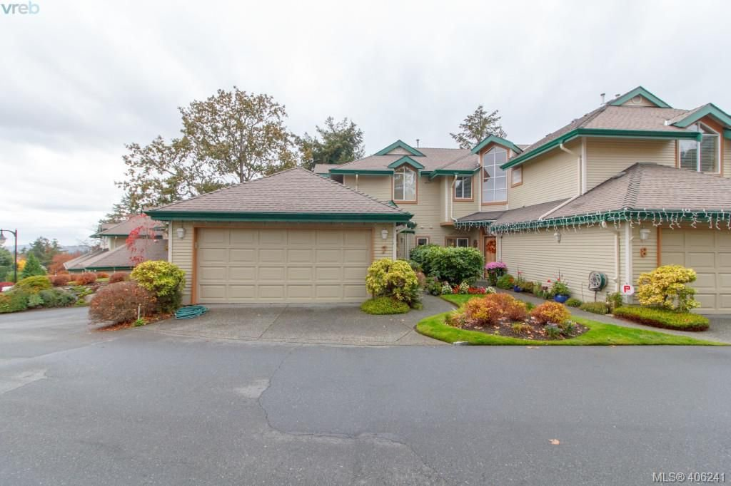 Main Photo: 7 520 Marsett Pl in VICTORIA: SW Royal Oak Row/Townhouse for sale (Saanich West)  : MLS®# 807296