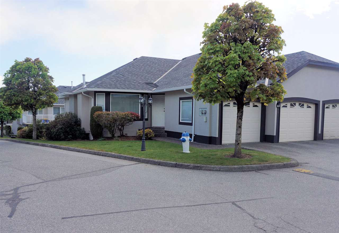 "Main Photo: 149 3160 TOWNLINE Road in Abbotsford: Abbotsford West Townhouse for sale in ""Southpoint Ridge"" : MLS®# R2364258"