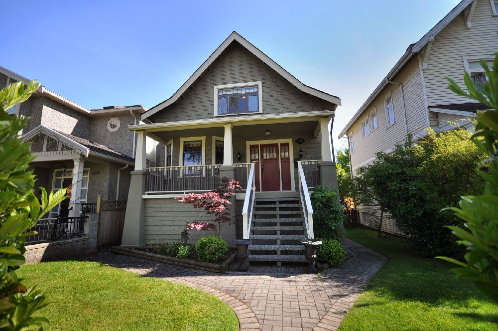 Main Photo: 1570 West 64th Ave in Vancouver: Home for sale : MLS®# V890062