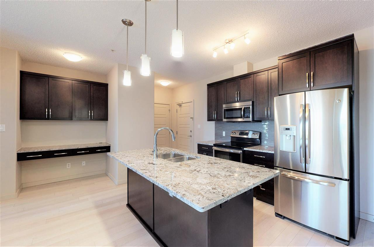 Main Photo: 216 320 AMBLESIDE Link in Edmonton: Zone 56 Condo for sale : MLS®# E4197599