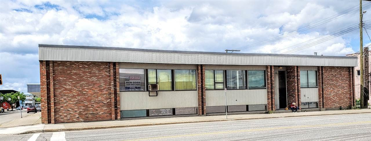 Main Photo: 1010 4TH Avenue in Prince George: Downtown PG Office for sale (PG City Central (Zone 72))  : MLS®# C8032393