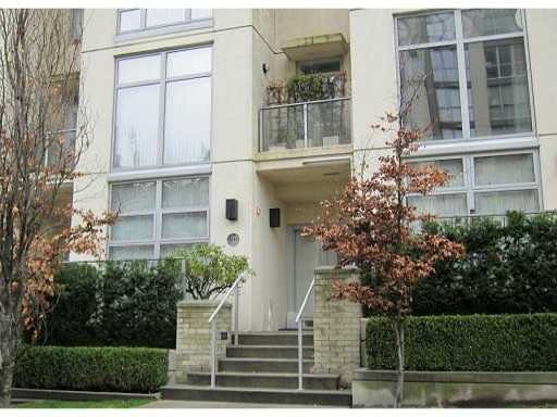 """Main Photo: 1231 RICHARDS Street in Vancouver: Downtown VW Townhouse for sale in """"EDEN"""" (Vancouver West)  : MLS®# V870101"""