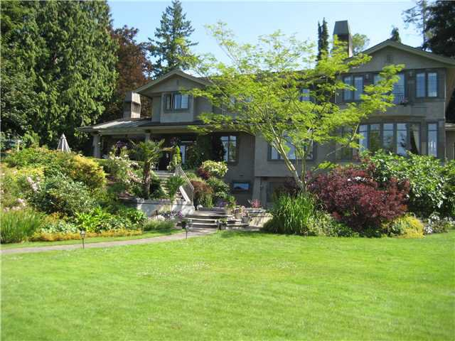 Main Photo: 2604 SW MARINE Drive in Vancouver: Southlands House for sale (Vancouver West)  : MLS®# V872693