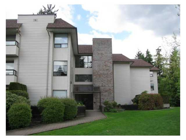 Main Photo: 204 1150 DUFFERIN Street in Coquitlam: Eagle Ridge CQ Condo for sale : MLS®# V892303