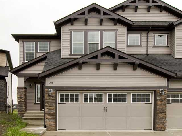 Main Photo: 24 SAGE HILL Point NW in CALGARY: Sage Hill Residential Attached for sale (Calgary)  : MLS®# C3479090