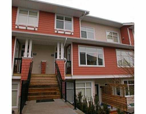 "Main Photo: 40 6878 SOUTHPOINT DR in Burnaby: South Slope Townhouse for sale in ""CORTINA"" (Burnaby South)  : MLS®# V579759"