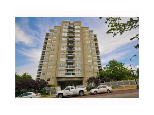 "Main Photo: 701 1833 FRANCES Street in Vancouver: Hastings Condo for sale in ""PANORAMA GARDENS"" (Vancouver East)  : MLS®# V913145"