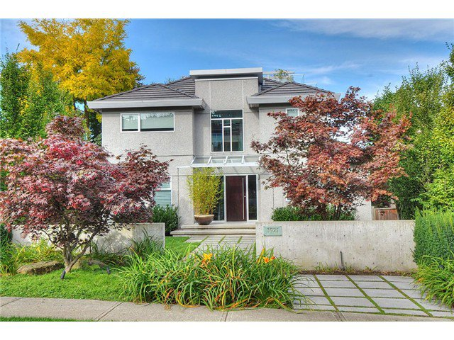 "Main Photo: 3921 W 12TH Avenue in Vancouver: Point Grey House for sale in ""POINT GREY"" (Vancouver West)  : MLS®# V924833"