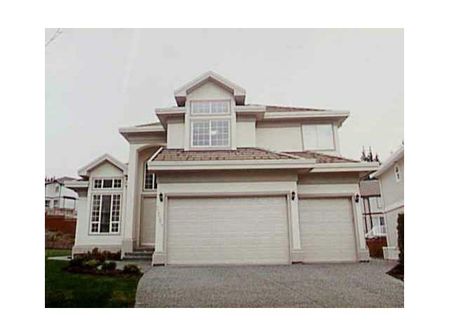 Photo 1: Photos: 3257 Muirfield Place in Coquitlam: Westwood Plateau House for sale : MLS®# V872797