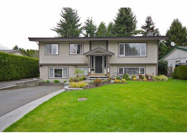 Main Photo:  in Abbotsford: House for sale : MLS®# F1308294