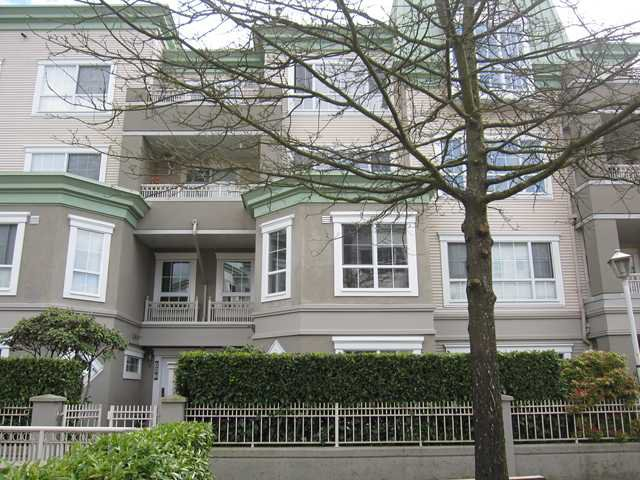 """Main Photo: 116 2970 PRINCESS Crescent in Coquitlam: Canyon Springs Condo for sale in """"MONTCLAIRE"""" : MLS®# V1057911"""