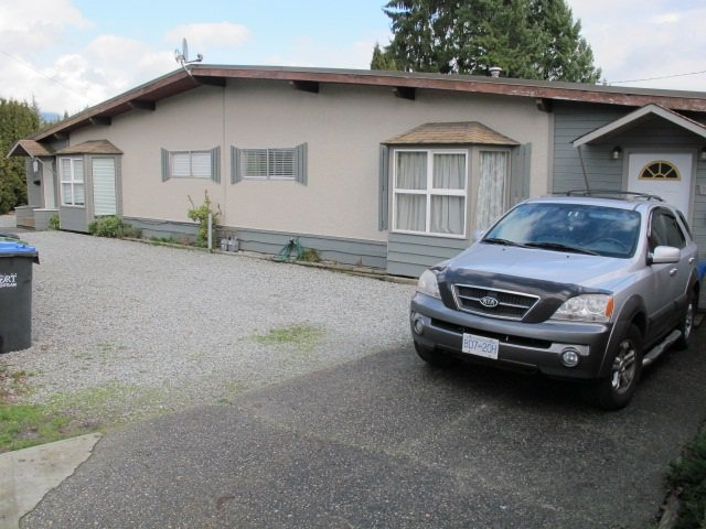 Main Photo: 3220 - 3224 CEDAR Drive in Port Coquitlam: Lincoln Park PQ House Duplex for sale : MLS®# R2035615
