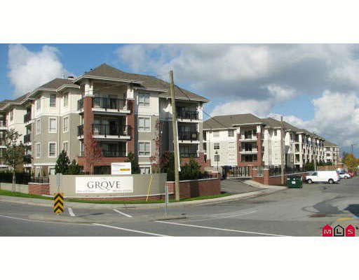 "Main Photo: A111 8929 202 Street in Langley: Walnut Grove Condo for sale in ""The Grove"" : MLS®# R2086569"