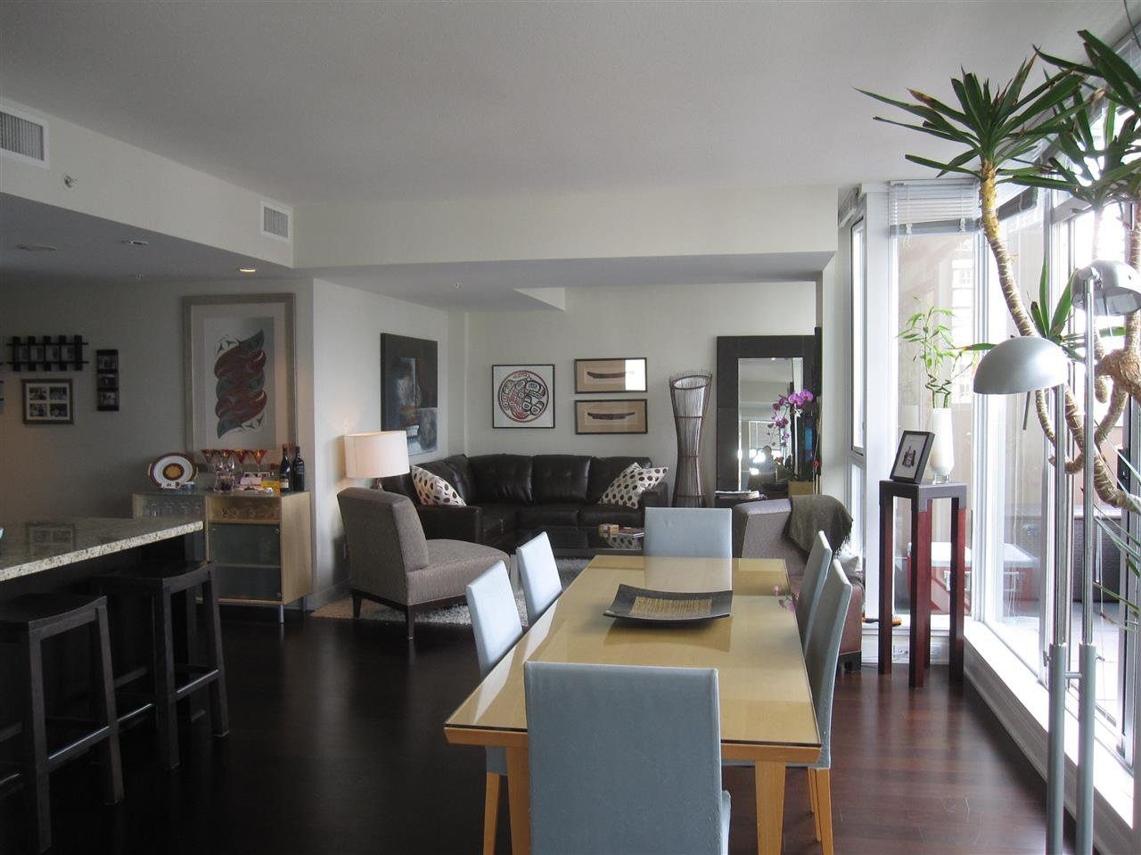 """Main Photo: 1902 1055 RICHARDS Street in Vancouver: Downtown VW Condo for sale in """"THE DONOVAN"""" (Vancouver West)  : MLS®# R2096323"""